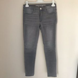 American Eagle Outfitters Jegging Jeans Sz 6